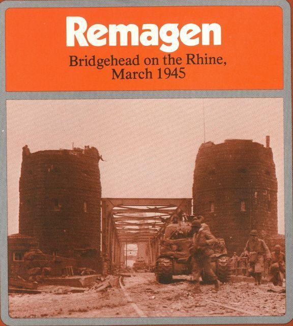 Remagen: Bridgehead on the Rhine, March 1945