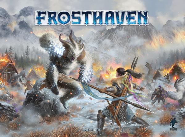 FROST HAVEN - Kickstarter Abril primera quincena