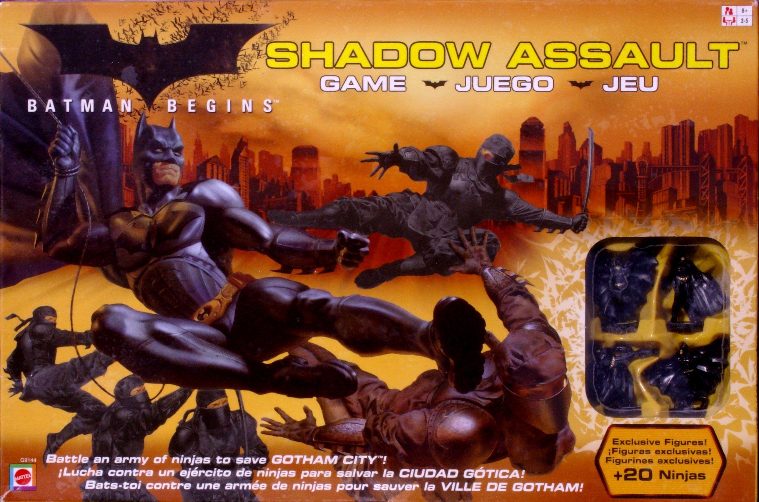 Batman Begins: Shadow Assault