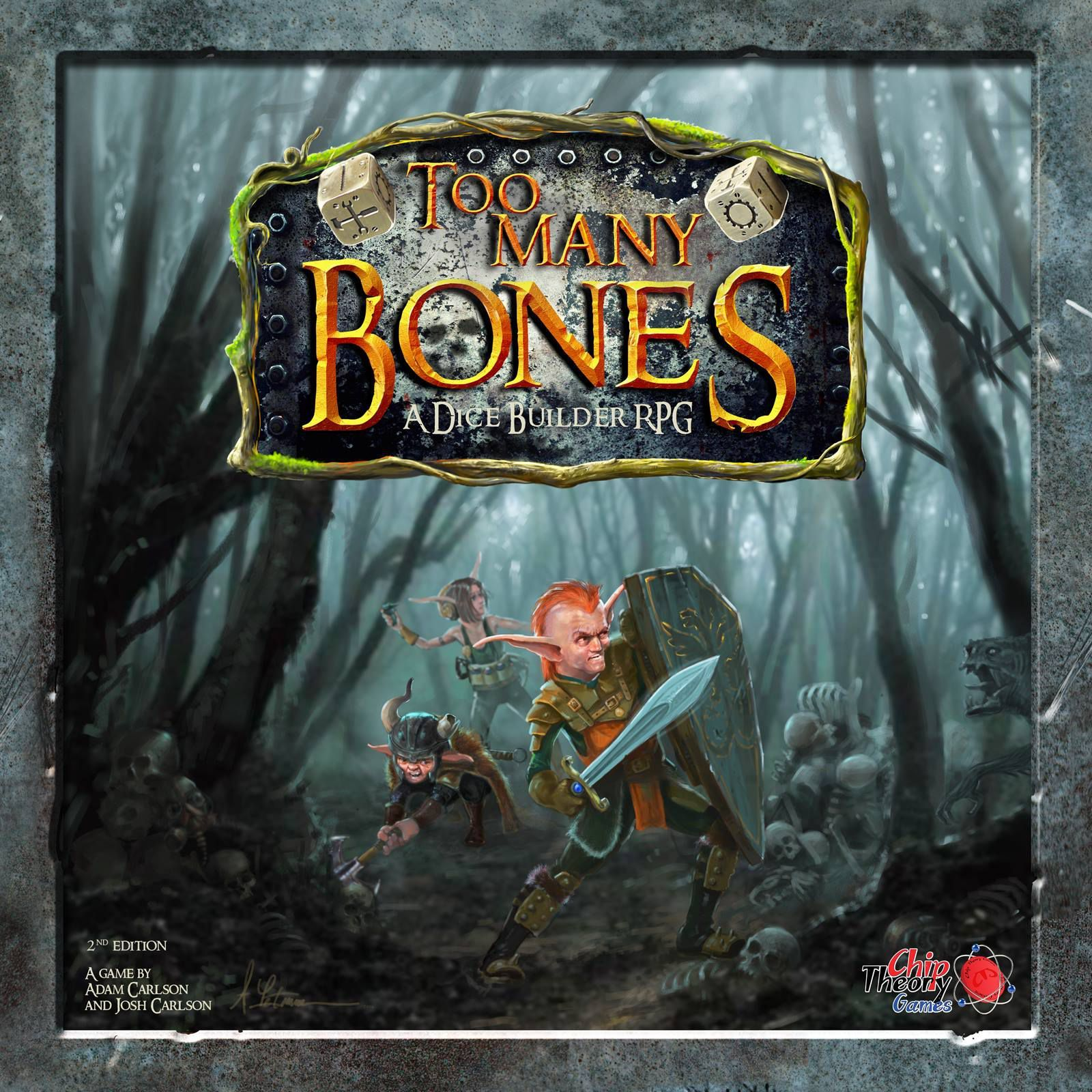 Main image for Too Many Bones