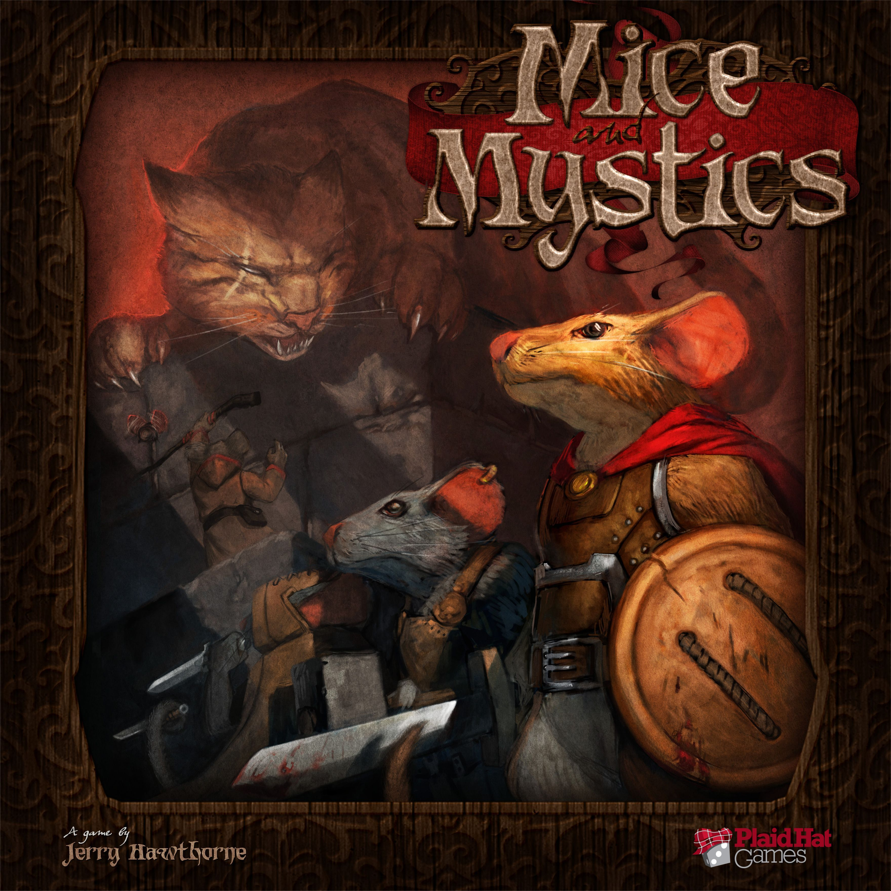 Main image for Mice and Mystics