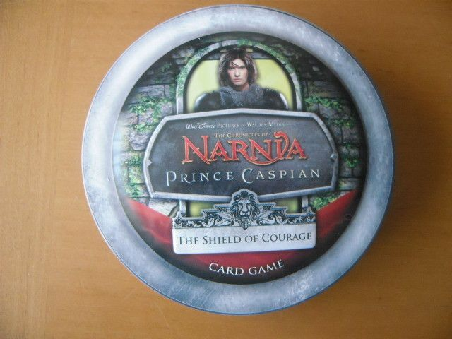 The Chronicles of Narnia: Prince Caspian – The Shield of Courage Card Game