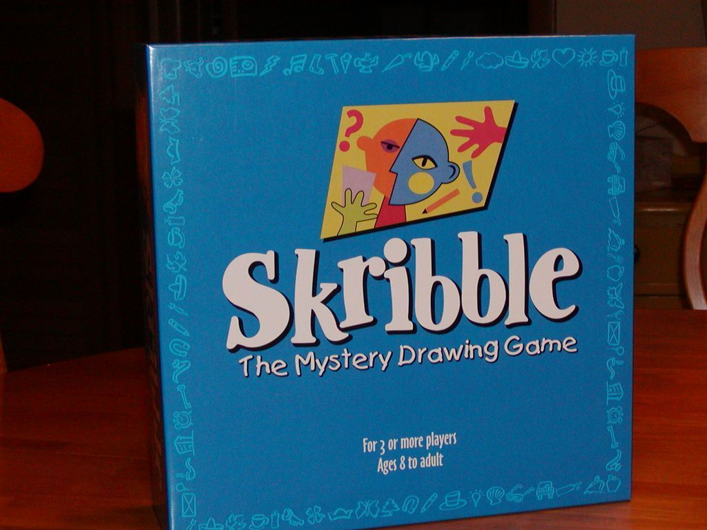 Skribble: The Mystery Drawing Game