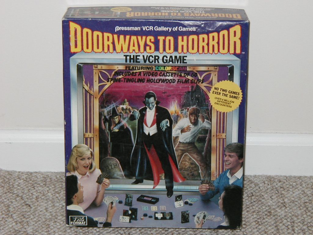 Doorways to Horror