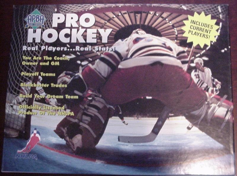 APBA Pro Hockey