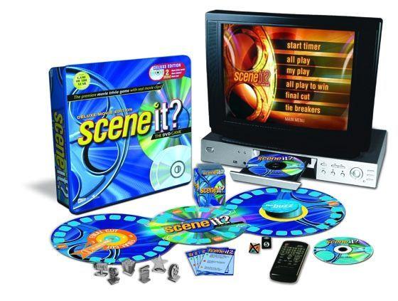 Scene It? Movie Deluxe