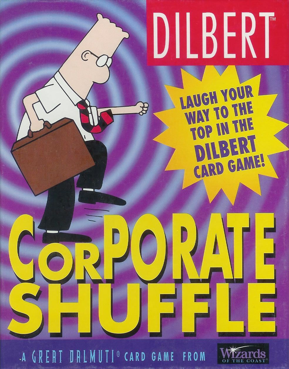 Dilbert: Corporate Shuffle