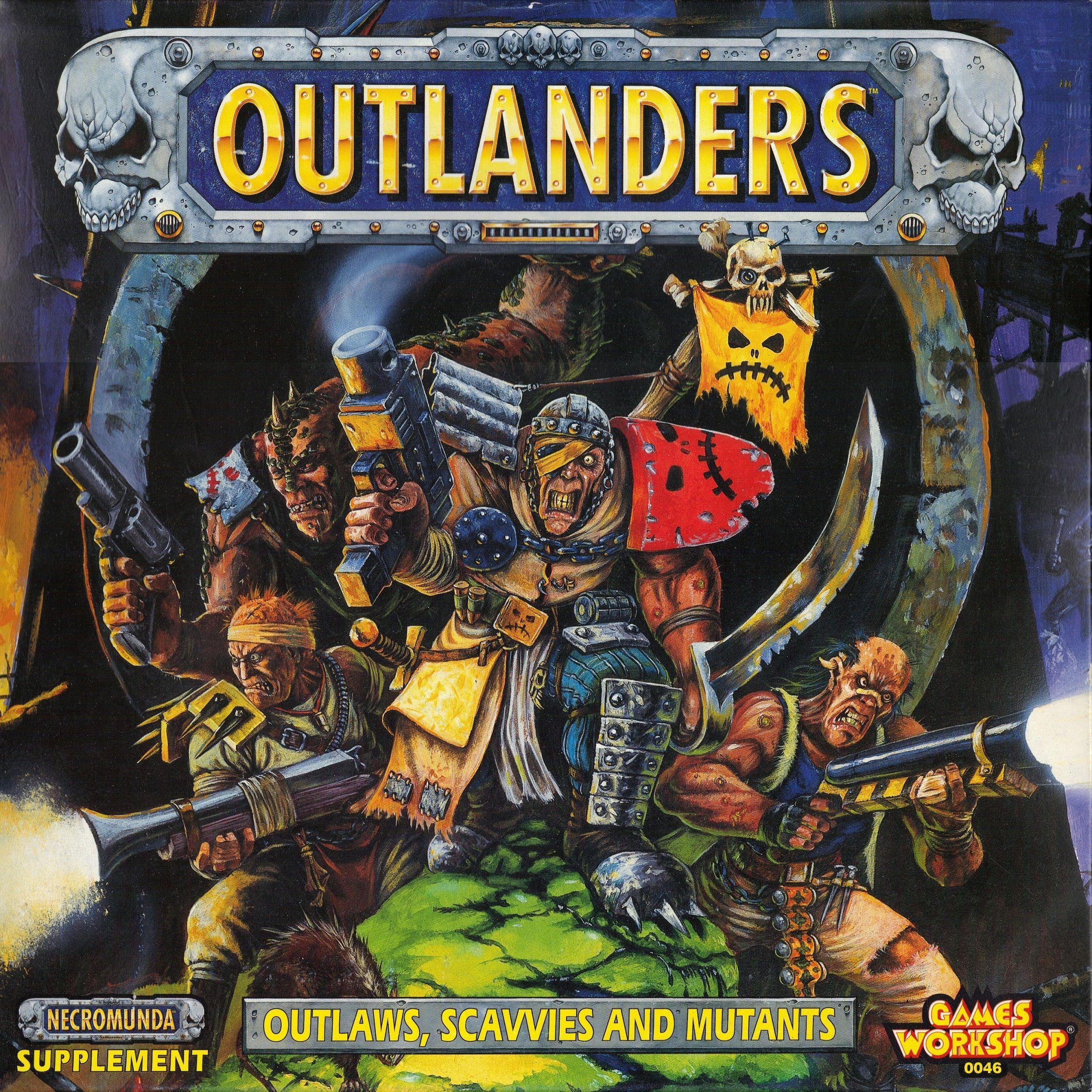 Necromunda: Outlanders