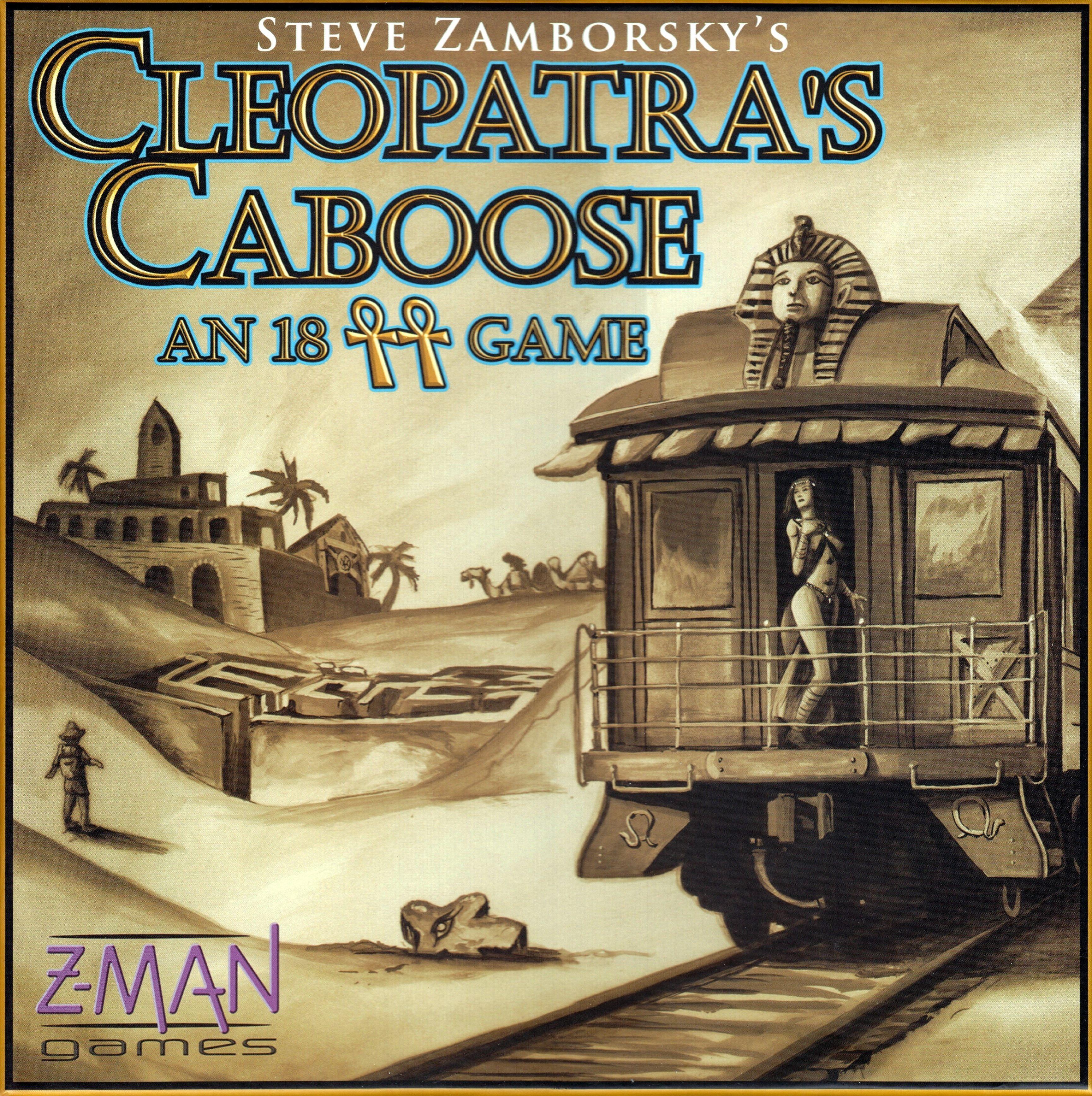 Cleopatra's Caboose