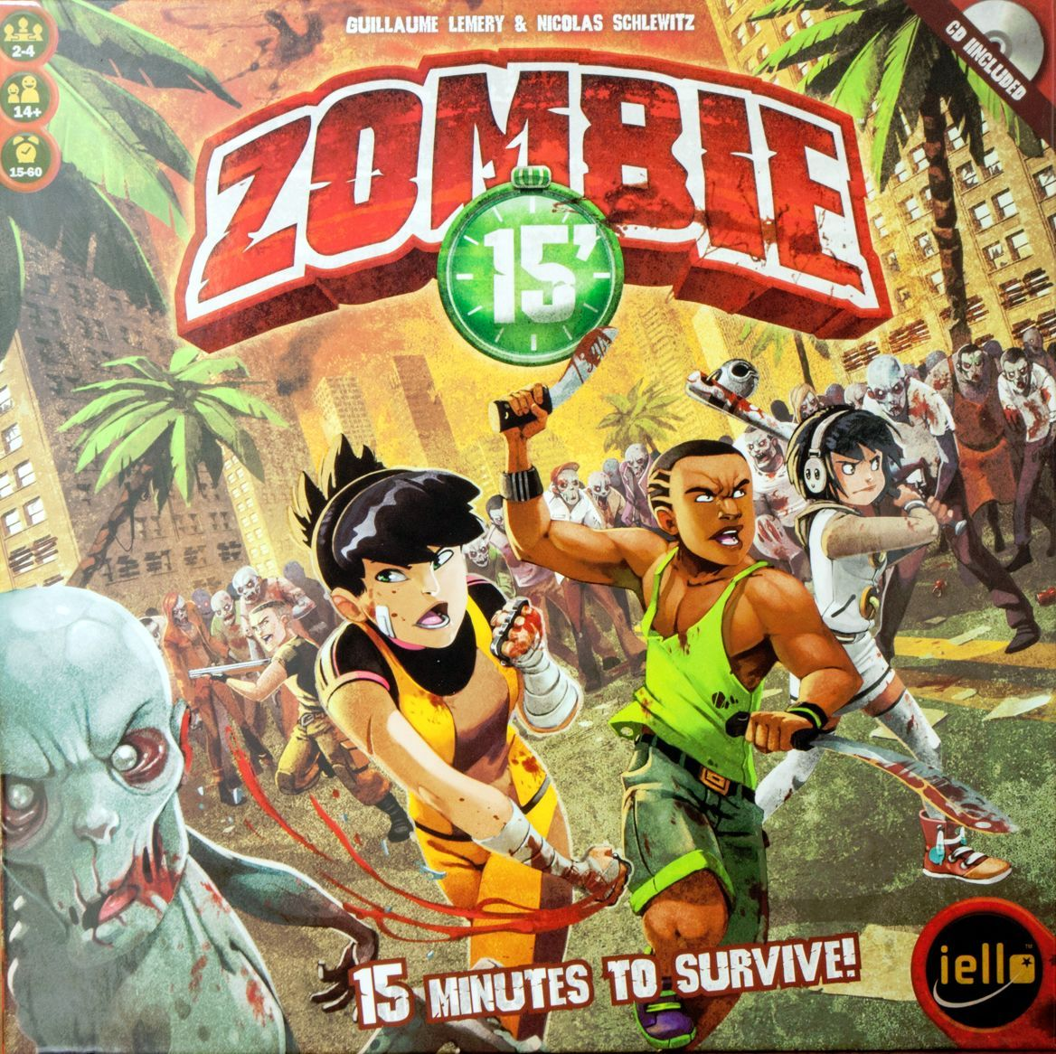 Main image for Zombie 15'
