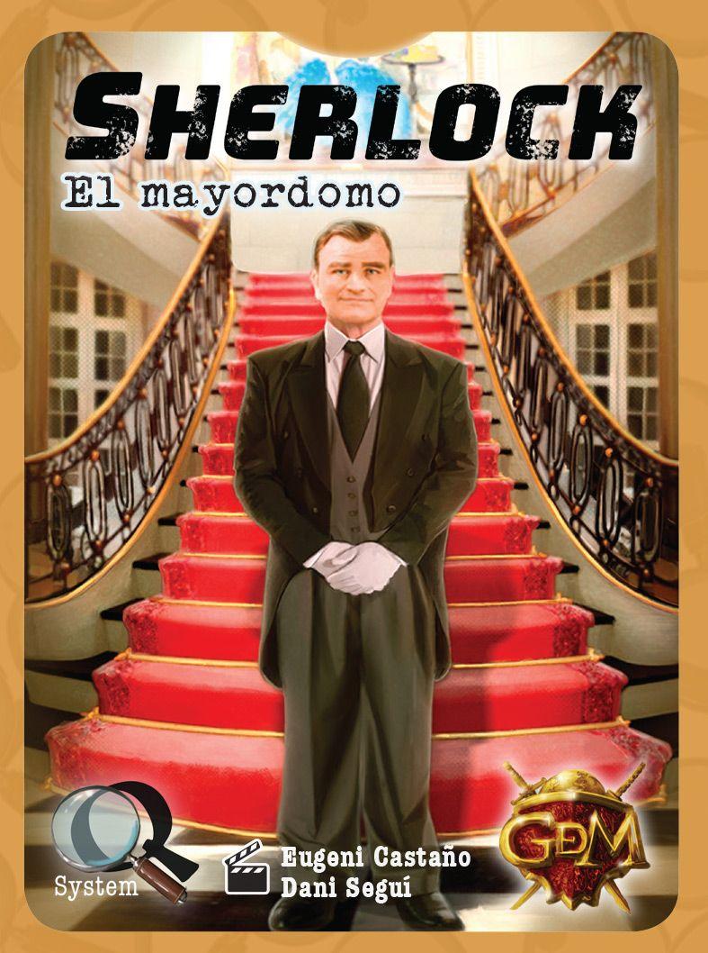 Sherlock: El mayordomo