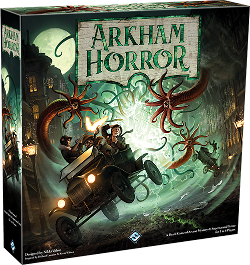 Main image for Arkham Horror (Third Edition)