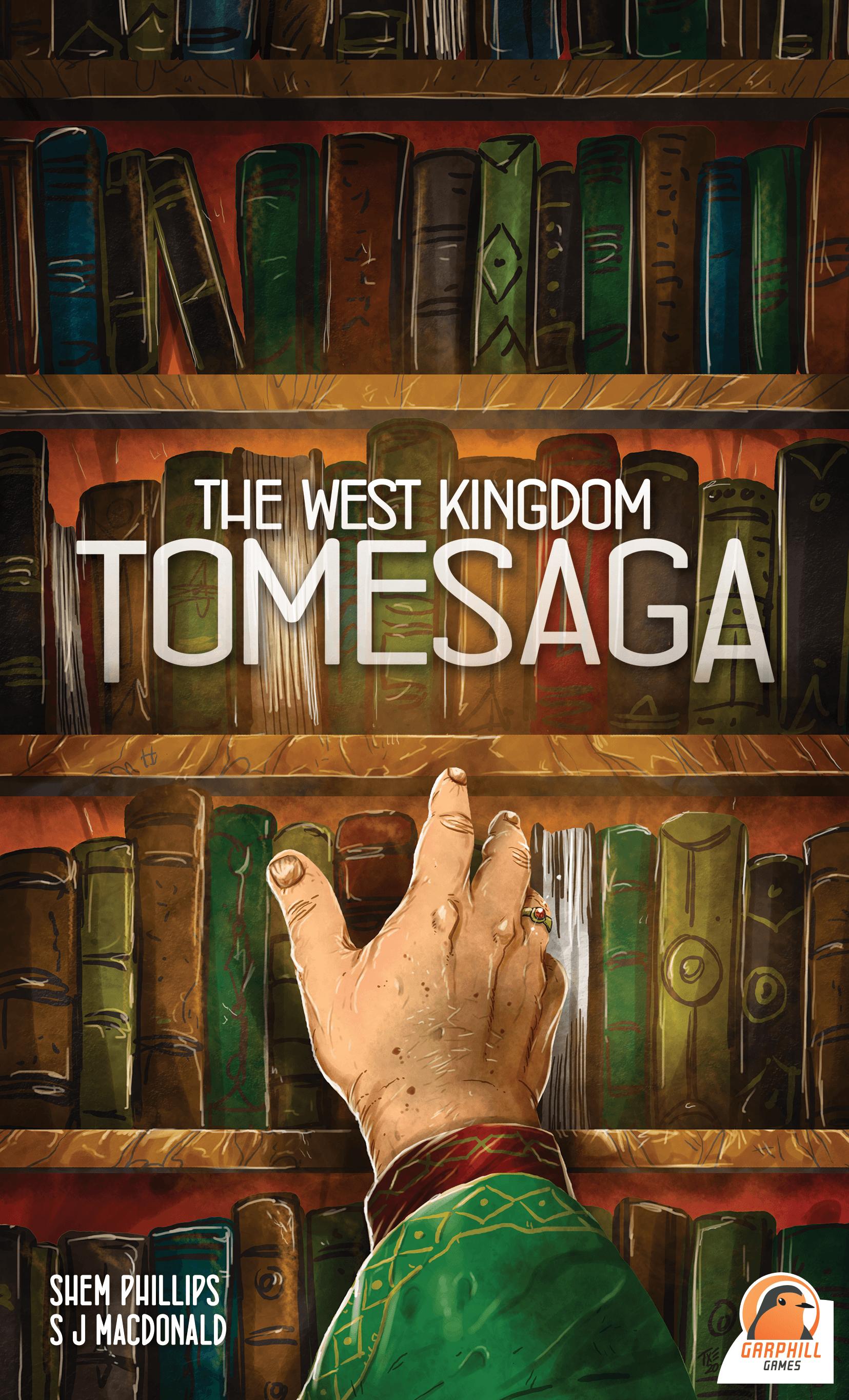 A nyugati királyság krónikái