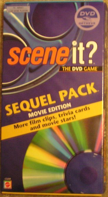 Scene It? Sequel Pack: Movie Edition