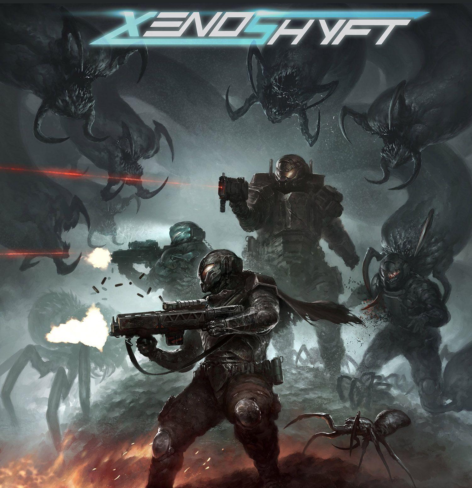 Main image for XenoShyft: Onslaught