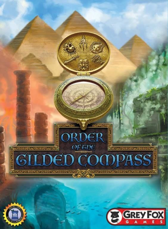 Main image for Order of the Gilded Compass