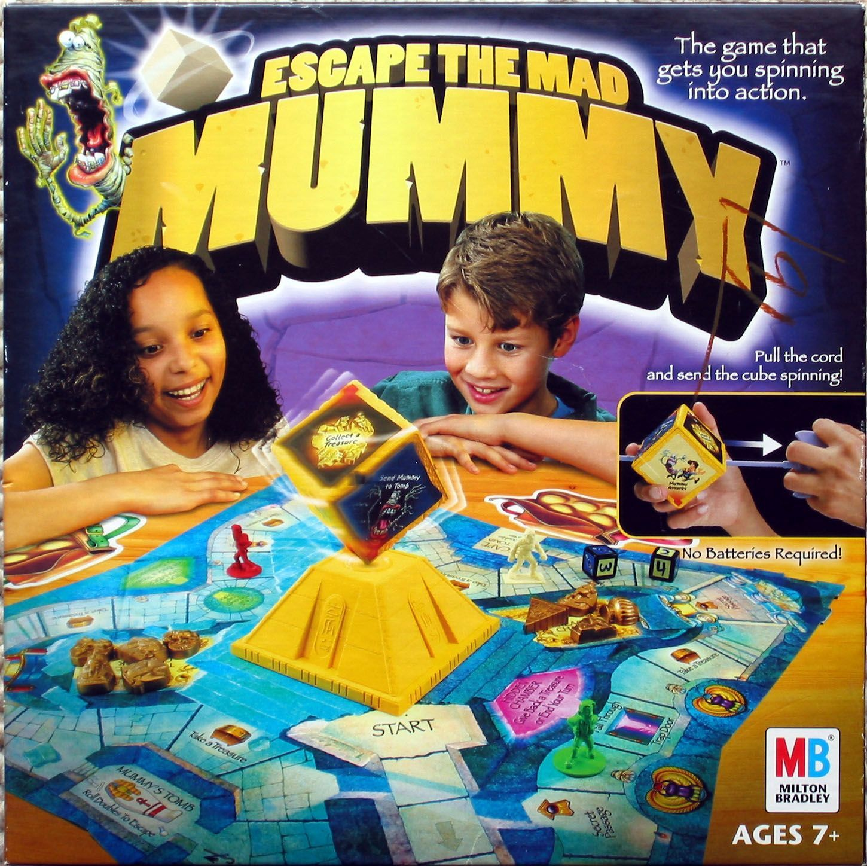 Escape The Mad Mummy