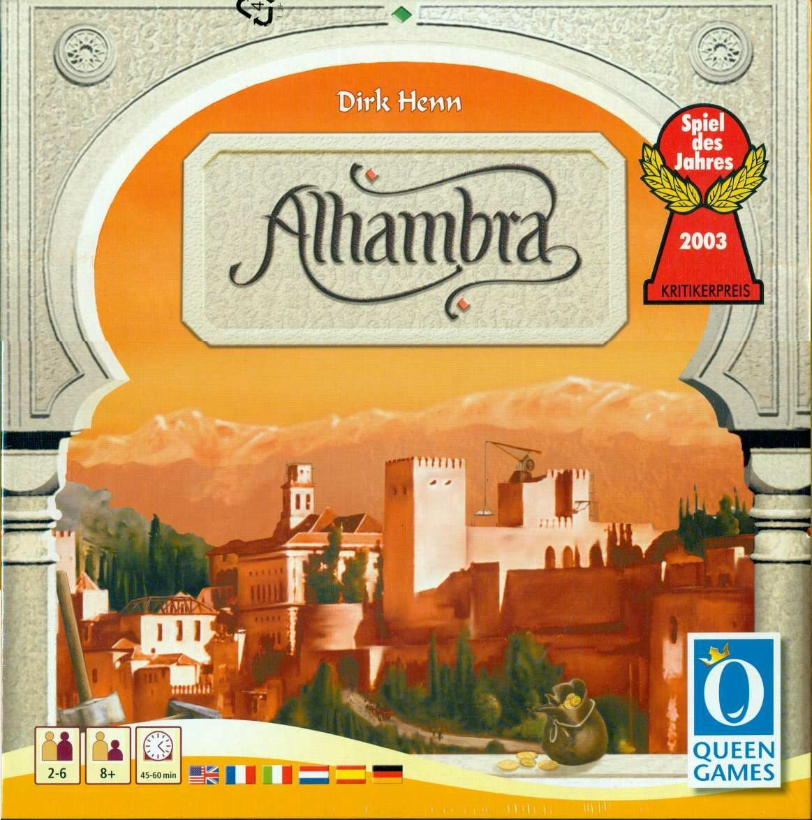 Main image for Alhambra board game