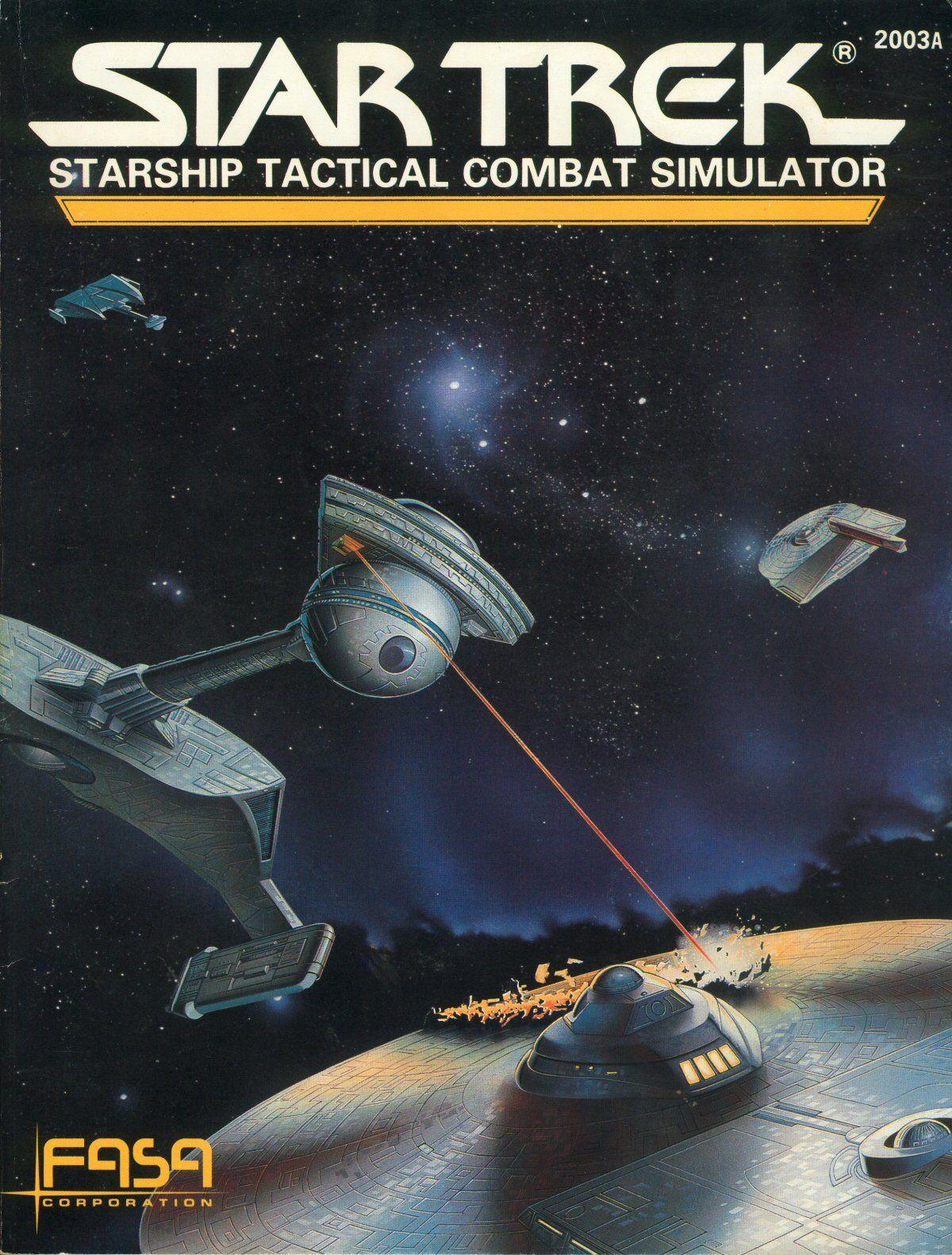 Star Trek: Starship Tactical Combat Simulator