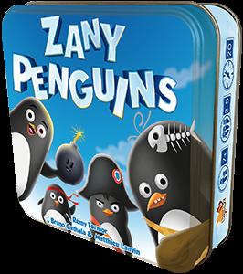 Main image for Zany Penguins