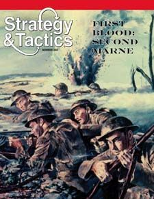 First Blood: Second Marne