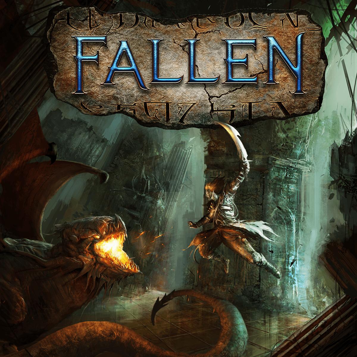 Main image for Fallen