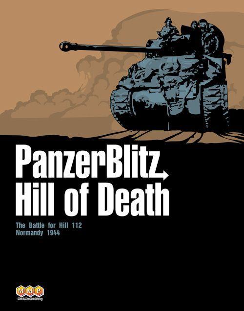 Panzerblitz: Hill of Death