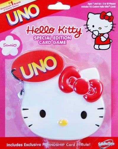 UNO: Hello Kitty