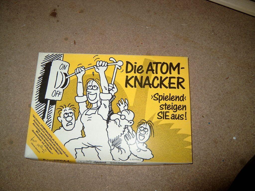 Die Atomknacker