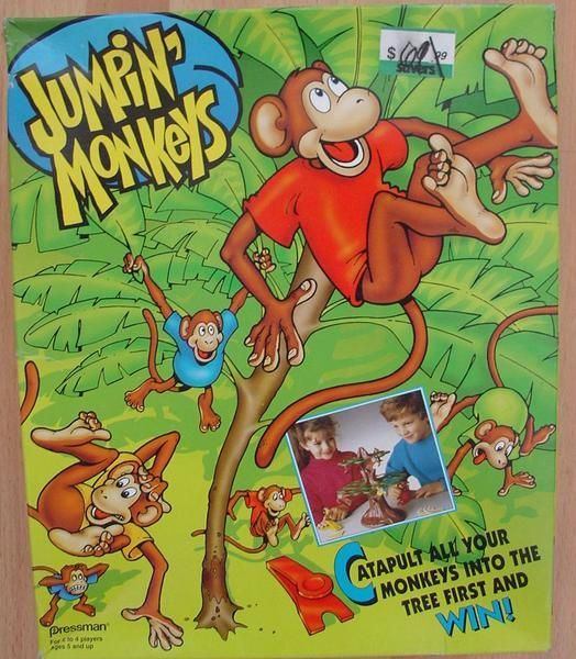 Jumpin' Monkeys