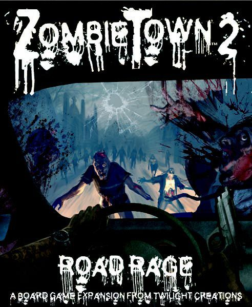ZombieTown 2: Road Rage