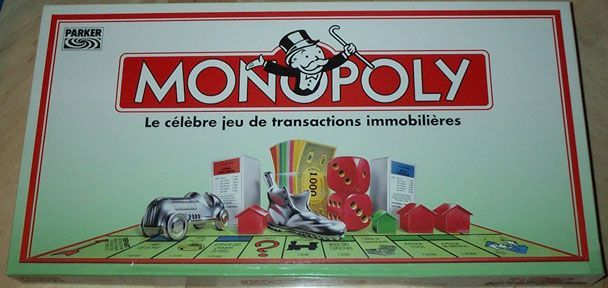 Monopoly: French
