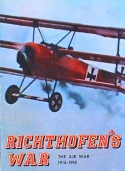 Main image for Richthofen's War