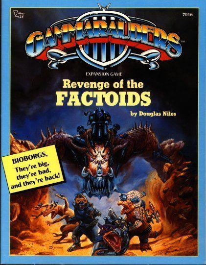 Gammarauders: Revenge of the Factoids