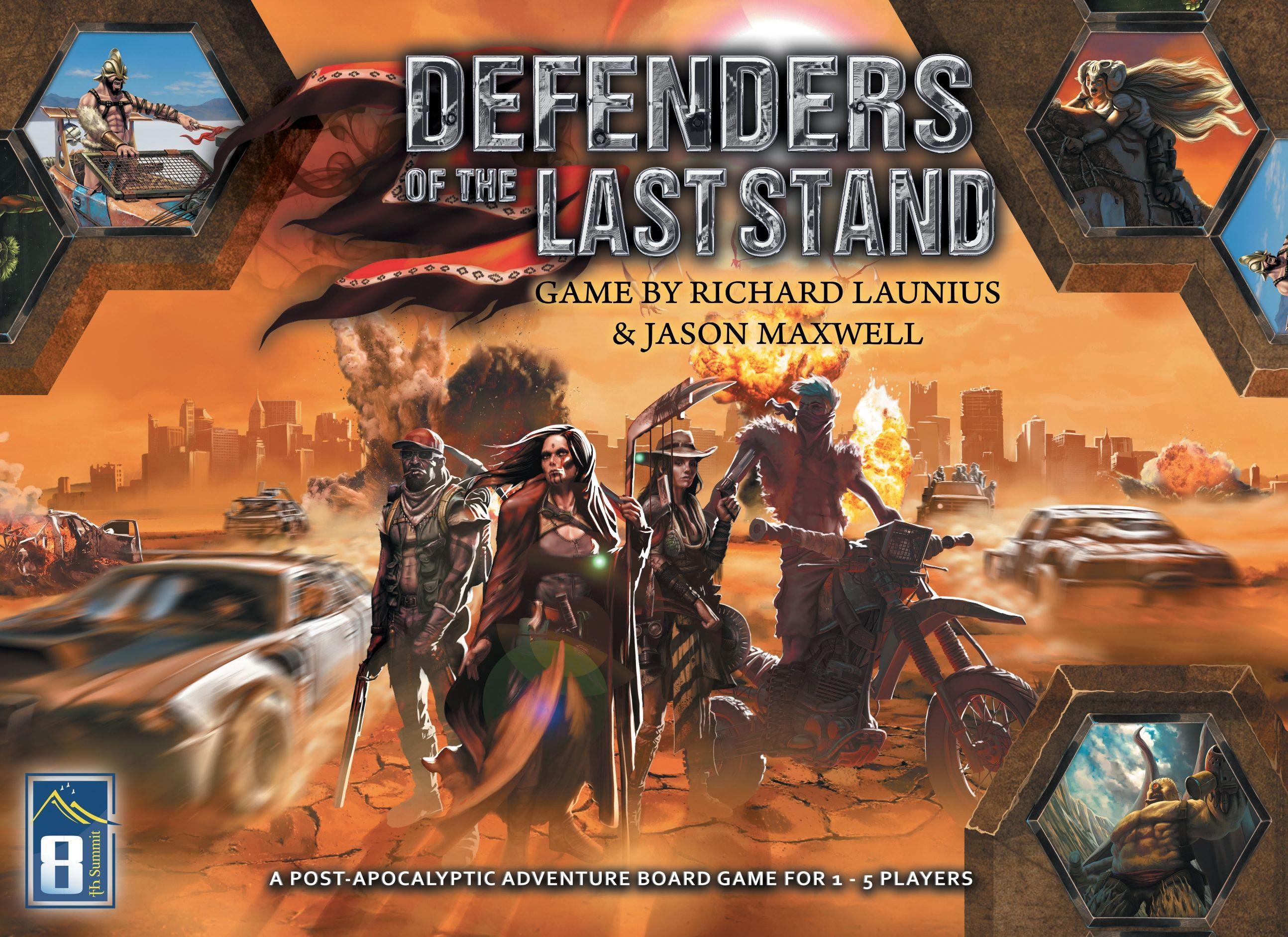 Main image for Defenders of the Last Stand