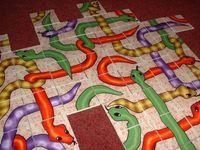 Board Game: Snake Pit