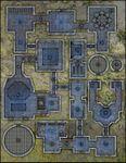 RPG Item: VTT Map Set 247: Abandoned Communications Relay