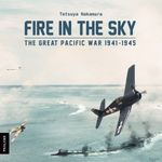 Board Game: Fire in the Sky: The Great Pacific War 1941-1945