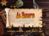 Video Game: Al Emmo's Postcards from Anozira