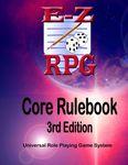 RPG Item: E-Z RPG Core Rulebook (3rd Ed)