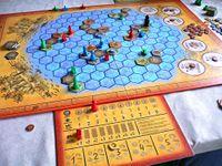 Board Game: Kaivai