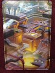 Board Game: Muse: Factory Promo Card