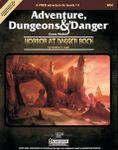 RPG Item: WG0: Horror at Dagger Rock