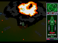 Video Game: Red Zone (1994)