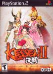 Video Game: Kessen II