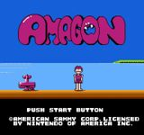 Video Game: Amagon