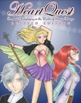 RPG Item: HeartQuest: Romantic Roleplaying in the Worlds of Shoujo Manga (Revised Edition)