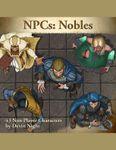 RPG Item: Devin Token Pack 075: NPCs: Nobles