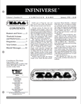 Issue: Infiniverse (Vol 1, Number 19 - Jan 1992)