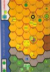 Board Game Accessory: Federation & Empire: Large Scale Map